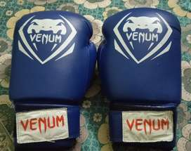 Venum Boxing gloves are available
