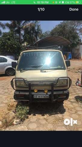 Omni 2005 MPFI model - Golden - Engine to be repaired
