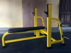 import series bench press full besi barbel set/COD special tempat gym