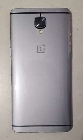 OnePlus 3T Full Condition with Full kid