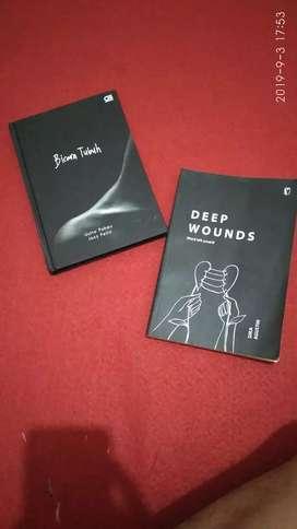 Preloved Buku Deep Wounds & Bicara Tubuh