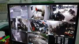 Bandung Kidul pemasangan CCTV wilayah Bandung kota
