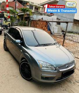 Garansi1th Ford Focus 1.8 LowKM,Audio Kenwood,VR18 No Civic,Altis,BsTT