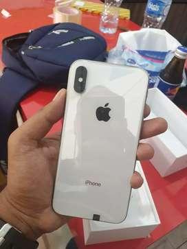 Iphone x 64Gb mulus  toko buka