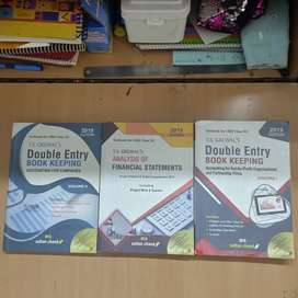 TS GREWAL Class 12th ACCOUNTANCY books set.( 3 )ORIGINAL COST Rs 1,140