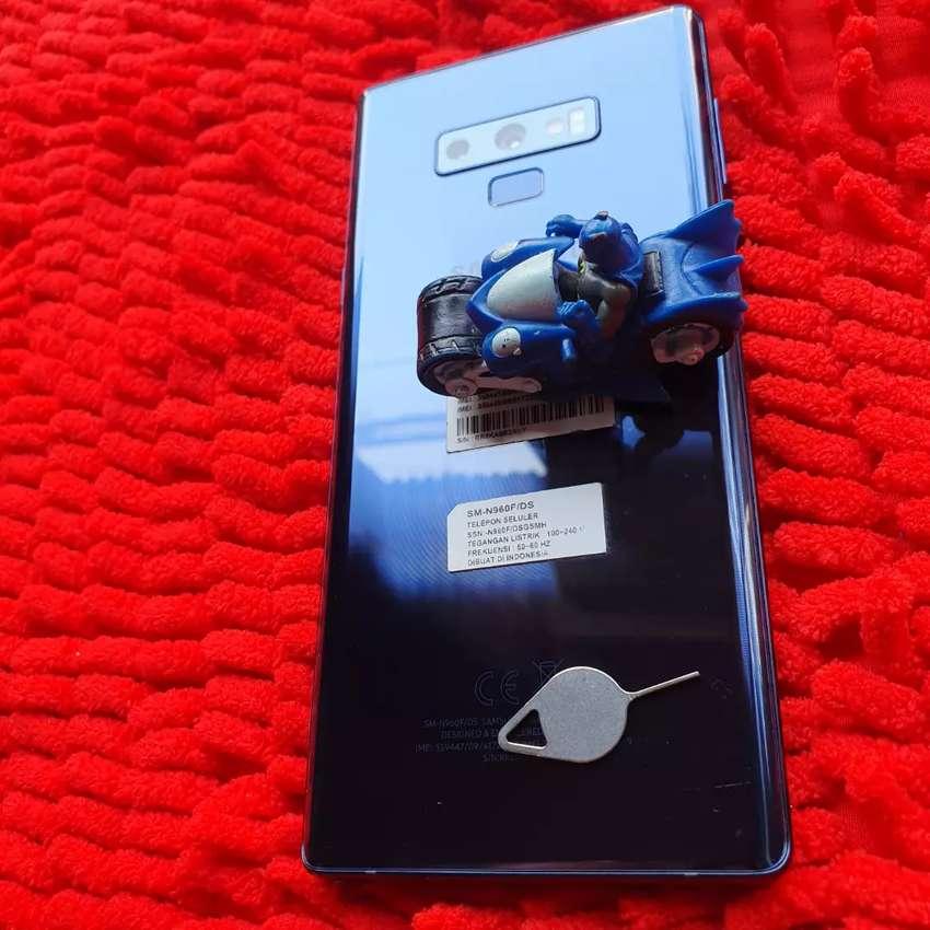 Samsung note9 Ocean Blue 0