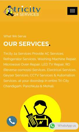 Tricity24services