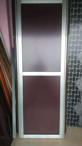 Brand New aluminium doors at very reasonable price