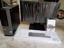 Dell i3 slim PC 4gb ram 256gb hdd 2gb graphic orignal dell only price