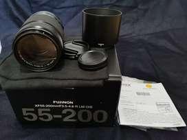 Lensa Fujifilm Xf55-200 f3.5-4.8 R LM OIS