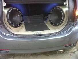 Jual box subwoofer audio daihatsu xenia