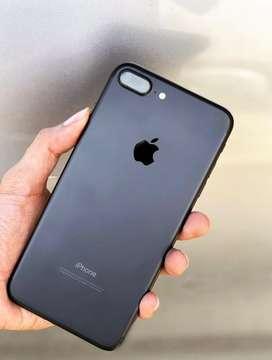 Iphone 7+ 32gb black