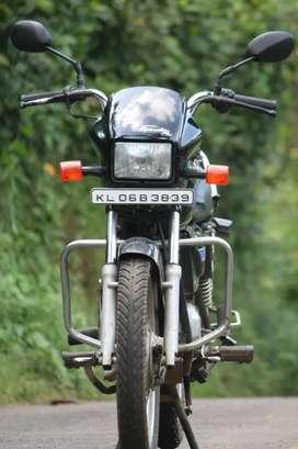 Hero Honda Splendour (2002) Model. Retest completed. New tyres.