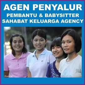 Jasa Penyalur Pembantu, BabySitter, Driver, Serabutan dll