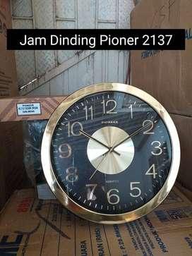 jam dinding PIONEER HS 2137 model list tebal kilap
