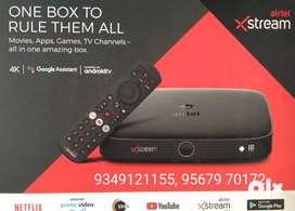 Airtel DTH Dealers | Airtel Digital TV DTH Calicut | 4K HD Set-top Box