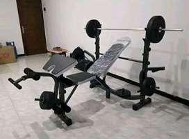 pusat alat fitness_Bench press idachi