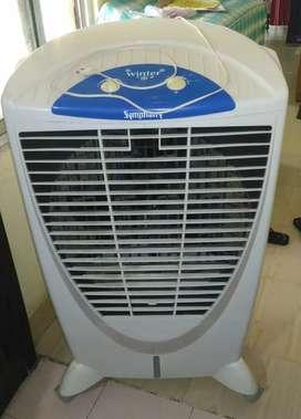 Symphony winter air cooler