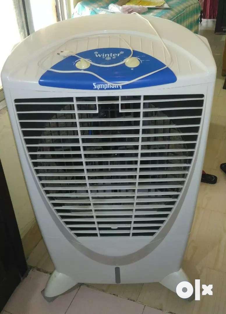 Symphony winter air cooler 0