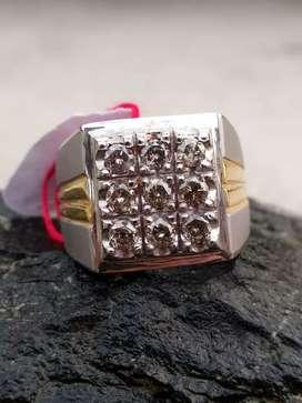 Berlian asli istimewa