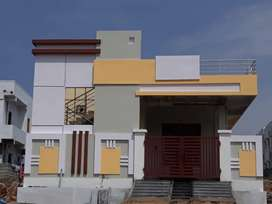 Independent house near ghatkesar at low price