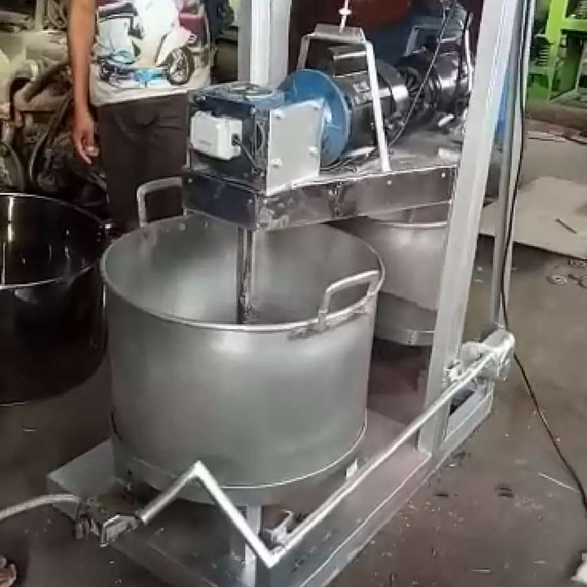 Mesin Pengaduk Bubur 0