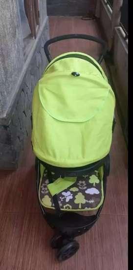 Stroller murah Pliko hugo