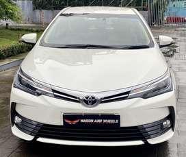 Toyota Corolla Altis 1.8 VL CVT, 2019, Petrol