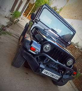 Mahindra Thar 1998 Diesel Well Maintained