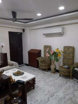 Super Deluxe fully air-conditioned & furnished flat at Boring Road