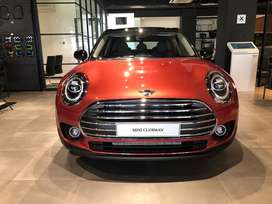 Mini Clubman Cooper solaris orange 2020