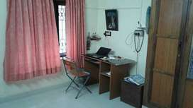 Land with 30 year old house with all amenities.