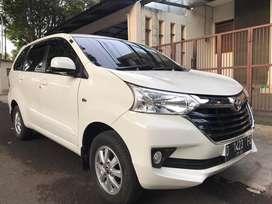 Avanza G 2018 Perorangan KM 40 Rb Manual 1tgn dr baru Toyota avansa