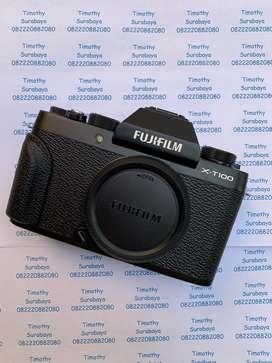Fujifilm XT-100 grs resmi des 2020 like new