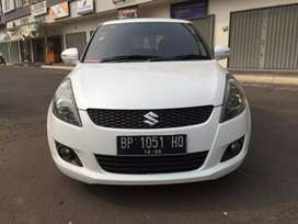 FOR SALE SUZUKI ALL NEW SWIFT GS 2015 A/T pemakaian 2016