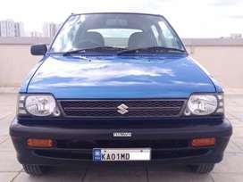 Maruti Suzuki 800 AC BS-III, 2008, Petrol