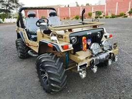 Modifications jeeps
