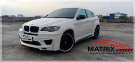 BMW X6 3.5 Xdrive Cbu 2013 Elegant White Panoramic Rare Item