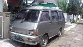 Mau dilepas Minibus Daihatsu S88