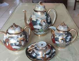 Tea Set dr Dinasty Ming