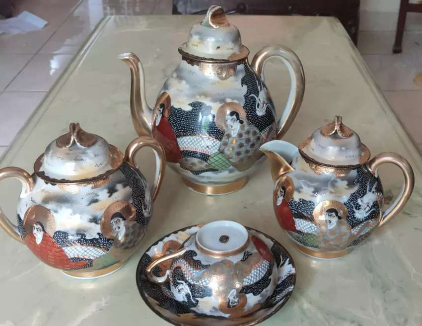 Tea Set dr Dinasty Ming 0
