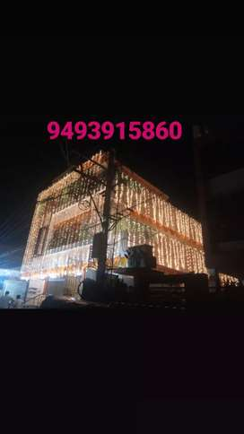 Naga Devi lighting & Mike service