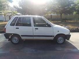 Maruti 800 2001 for sale 5x speed