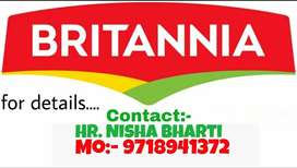 Requirements for Britannia company apply now
