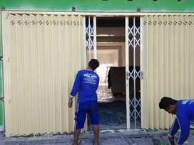Pintu anti maling rumah aman untuk ditinggalkan