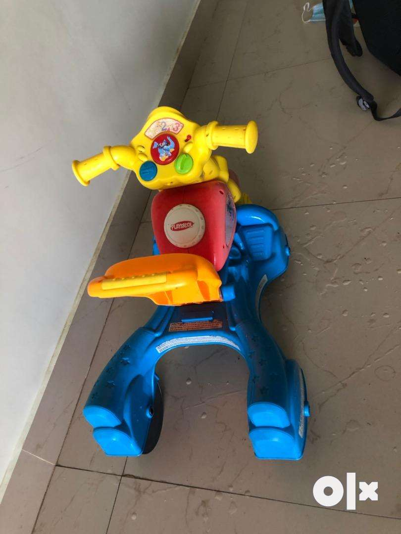 Playskool bike cum walker 0