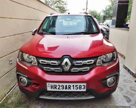Kwid Automatic - Top model. Brand new condition. with 50k accessories