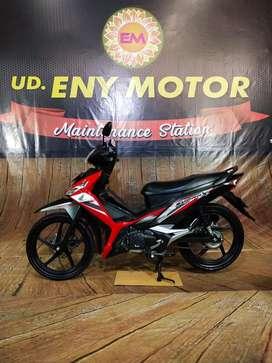 Hayuk skut! Honda Supra X 125cc th 2019 km 2rb - ENY MOTOR
