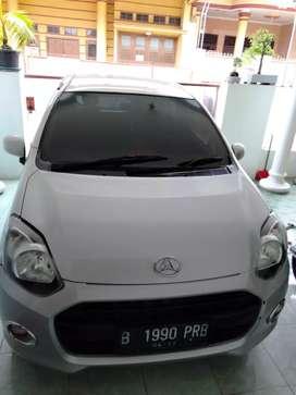 Jual mobil daihatsu Ayla tipe m tahun 2014