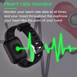 Ravtop D13 Smart Watch With all health sensors